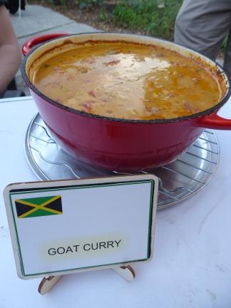 Goat curry - AMAZING!