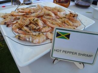 Hot pepper shrimp