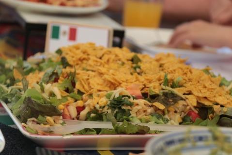 Mexican salad
