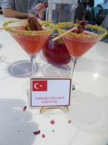 Turkish delight cocktail