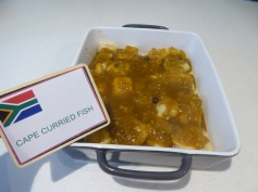 Cape curried fish