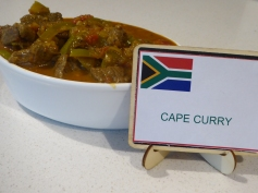 Cape curry