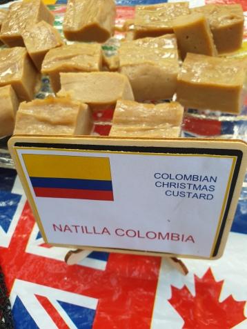 Natilla Colombia